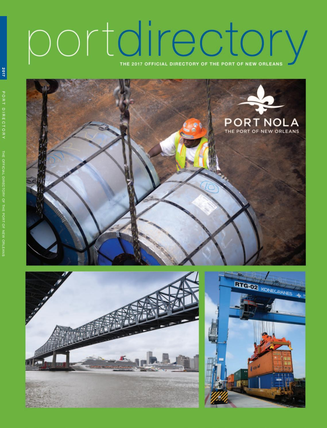 Port Directory 2017 By Renaissance Publishing Issuu Da Security Guard 0085