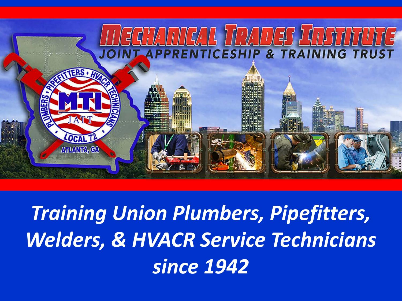 welder apprentice union