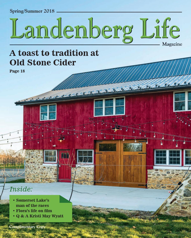 Landenberg Life Spring/Summer 2018 Edition By Ad Pro Inc
