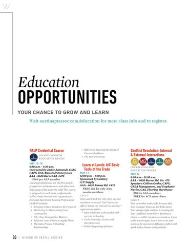 Page 32 of Education Opportunities