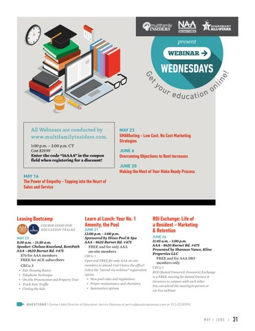 Page 33 of Education Opportunities