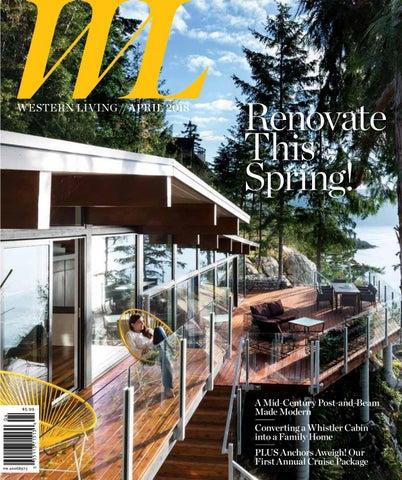 Western Living, April 2018