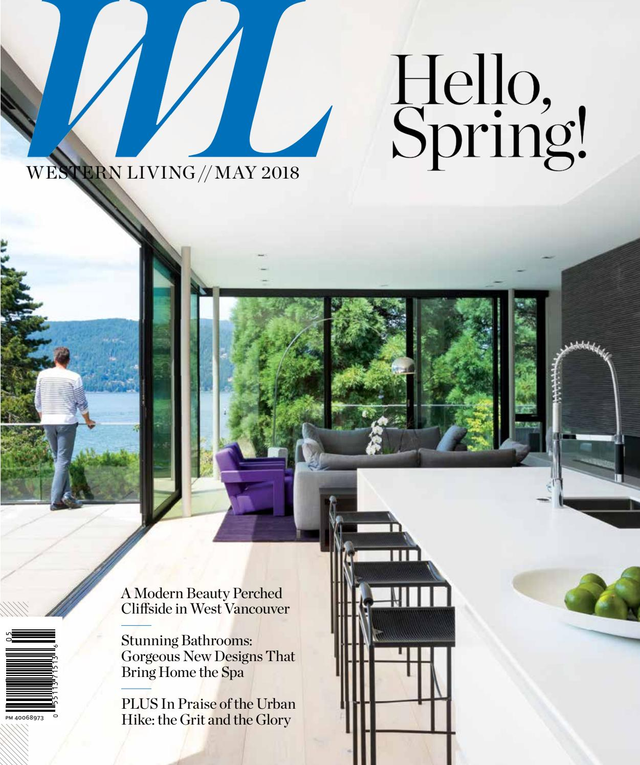 Western Living, May 2018 by NextHome - issuu