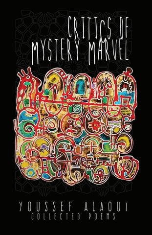 Critics Of Mystery Marvel By 2leaf Press Issuu