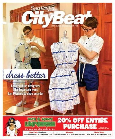 1c8021b37cc8 San Diego CityBeat • Apr 25, 2018 by San Diego CityBeat - issuu