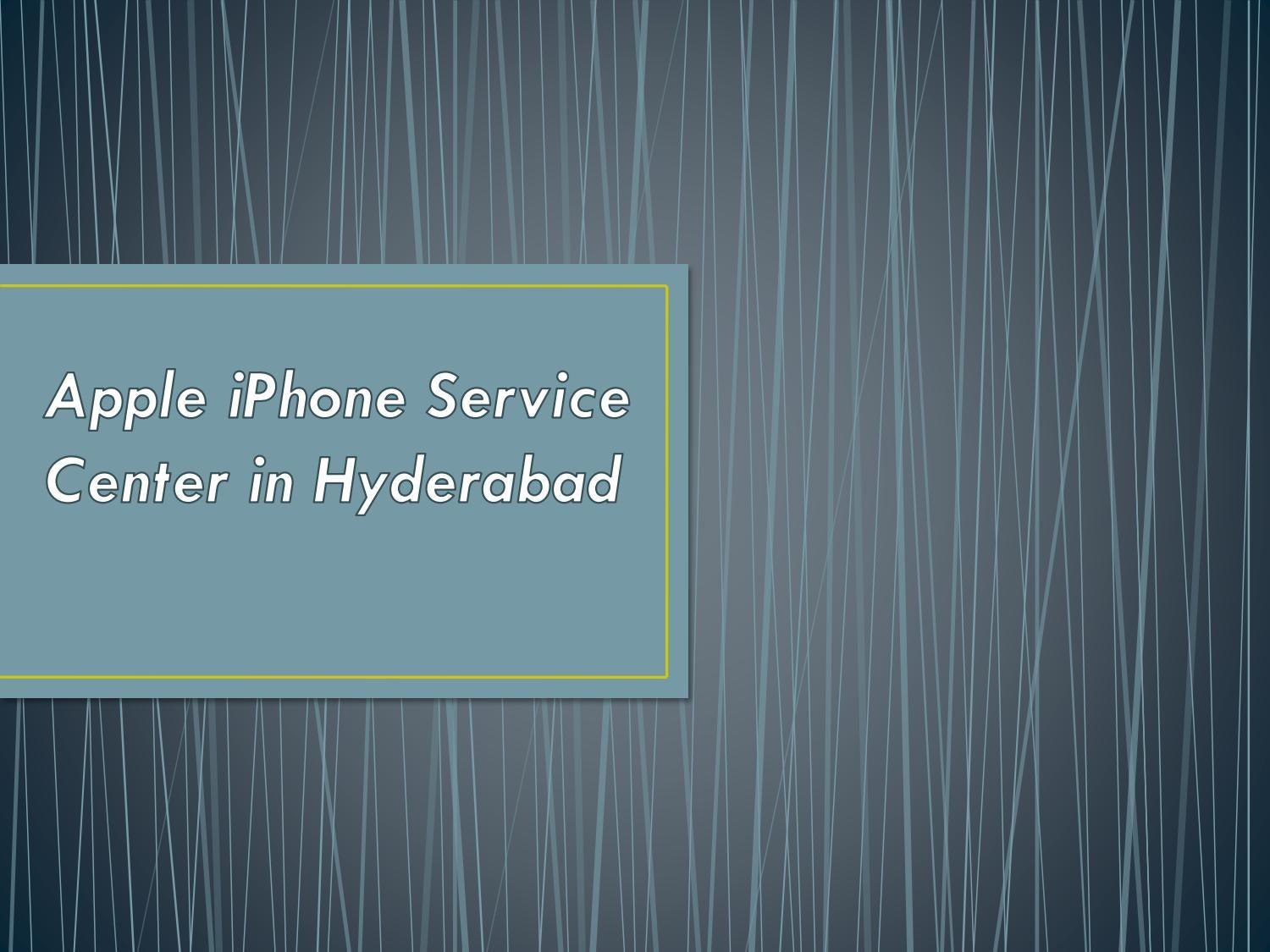 Apple Iphone Service Center In Hyderabad By Grotal Issuu