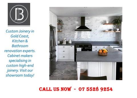Gold Coast Kitchen Renovation Experts by BJF Joinery PTY LTD ...