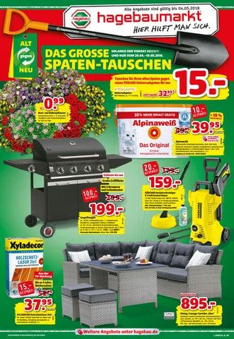 Hagebaumarkt Kw17 By Wochenanzeiger Medien Gmbh Issuu