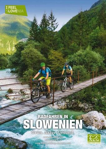 Radfahren in Slowenien (Unterkünfte und Ausflugziele für Radfahrer ...