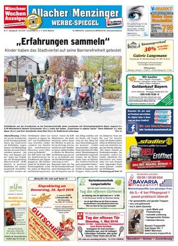 Kw 17 2018 By Wochenanzeiger Medien Gmbh Issuu