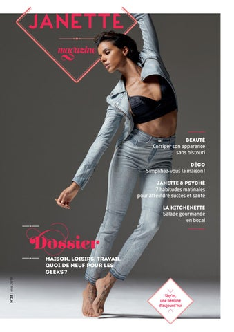 ccf58c64f974 Janette 35 - Mai 2018 by Janette Magazine - issuu