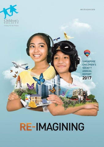 Singapore Children's Society Annual Report 2017 by sgchildrensociety