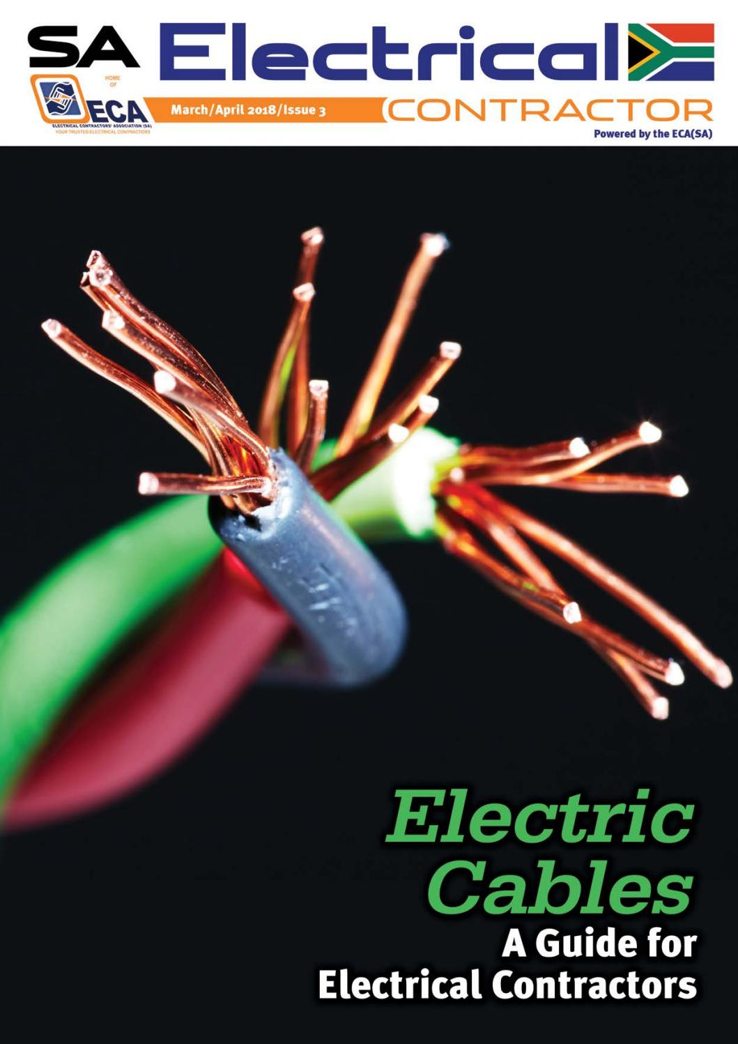 SA Electrical Contractor March/April 2018 by European ... on