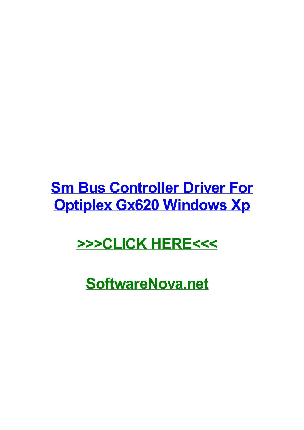 PILOTE AUDIO DELL OPTIPLEX GX620 GRATUITEMENT