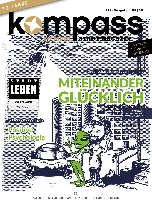 KOMPASS Stadtmagazin Ausgabe 5 | 18 by KOMPASS stadtmagazin - issuu