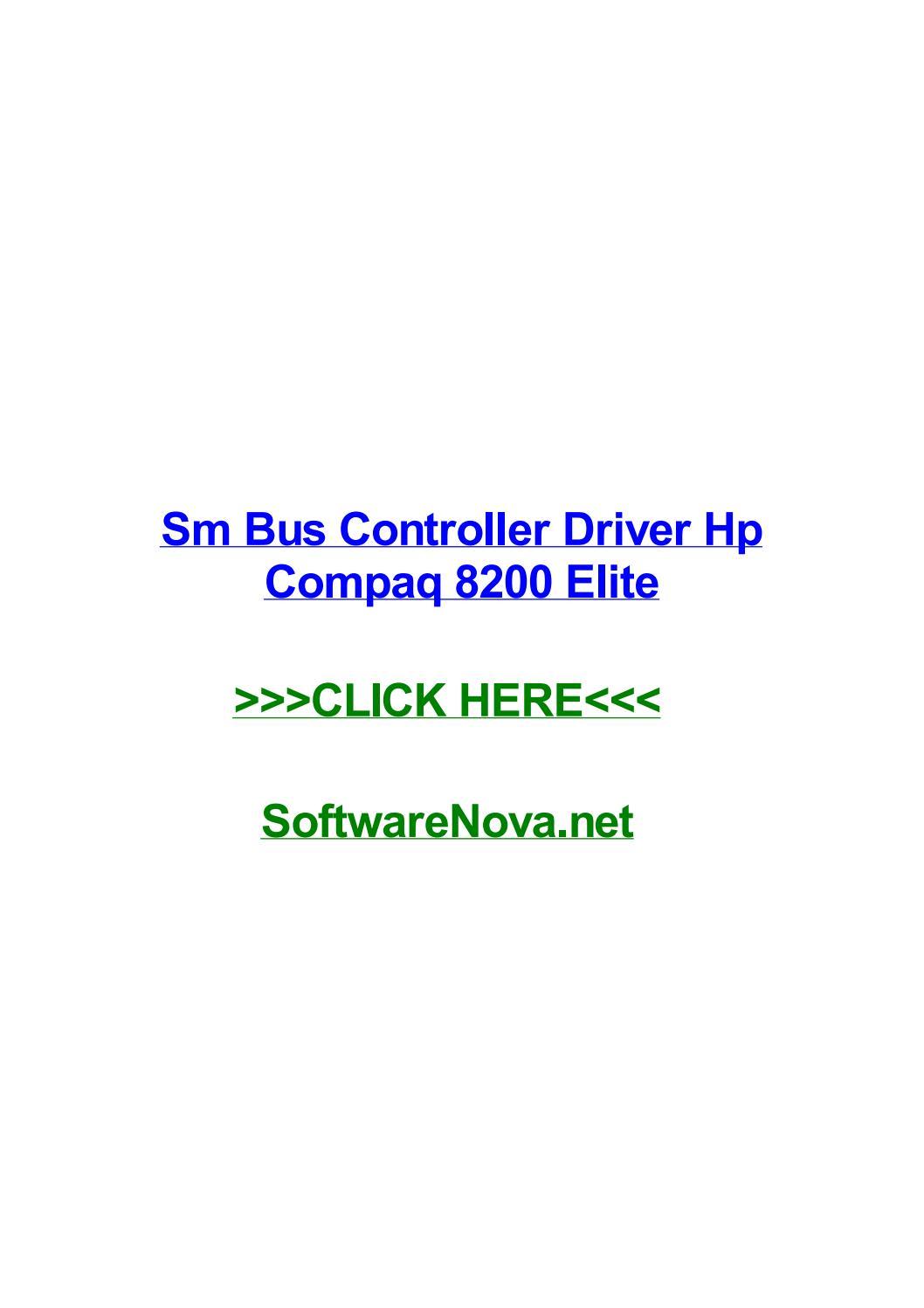 hp 8200 elite drivers sccm