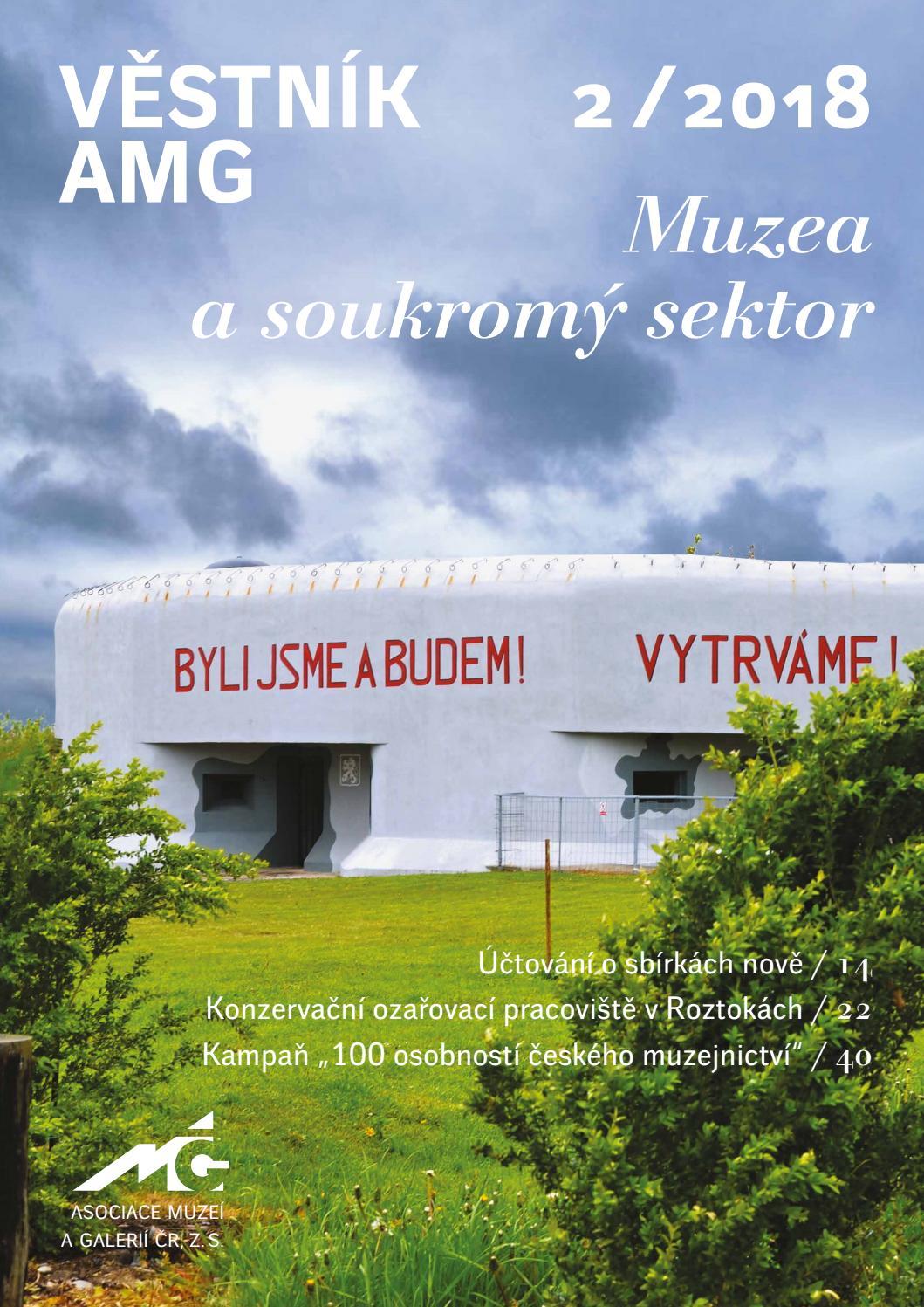 2 18 web komplet by Asociace muzeí a galerií České republiky 07c982a75c