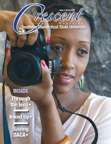 e6a16063f8 Issue 1  Spring 2018 by Crescent magazine - issuu
