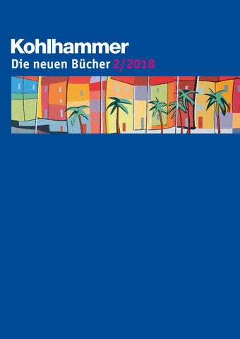 Kohlhammer Vorschau 2   2018 by Kohlhammer Verlag - issuu
