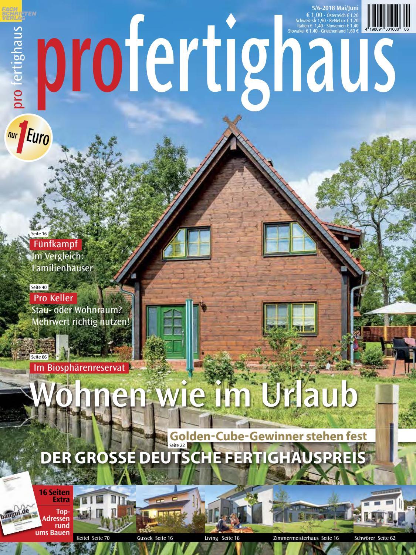 profertighaus 5/6-2018 by Fachschriften Verlag - issuu