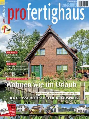 Profertighaus 5/6 2018 By Fachschriften Verlag   Issuu