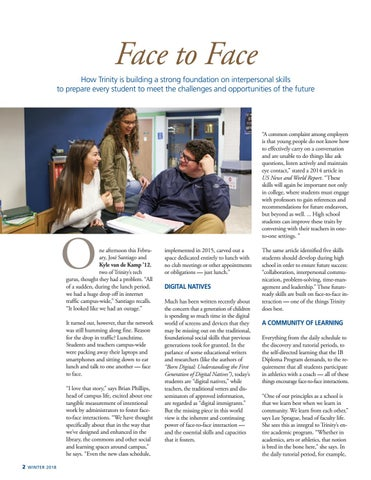 Page 4 of Face to Face