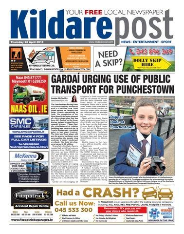 61cbba5e5b Kildare post 26 04 18 by River Media Newspapers - issuu