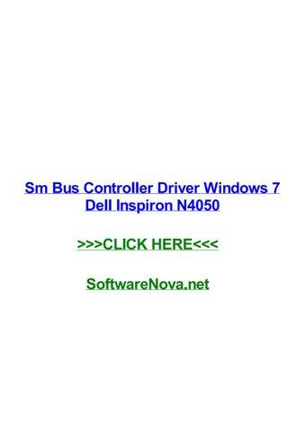 Presario v2000 sm bus controller driver.