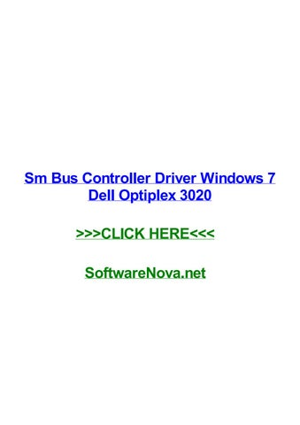 dell optiplex 3020 video drivers for windows 7 64 bit