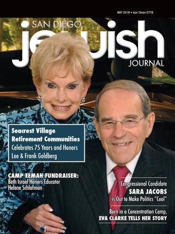 May 2018 By San Diego Jewish Journal Issuu
