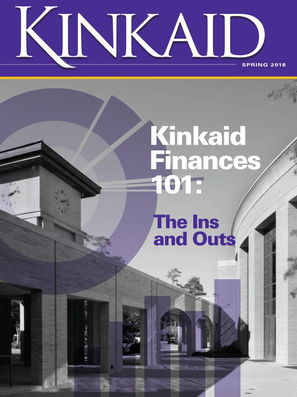 Kinkaid Spring Magazine 2018 by The Kinkaid School - issuu