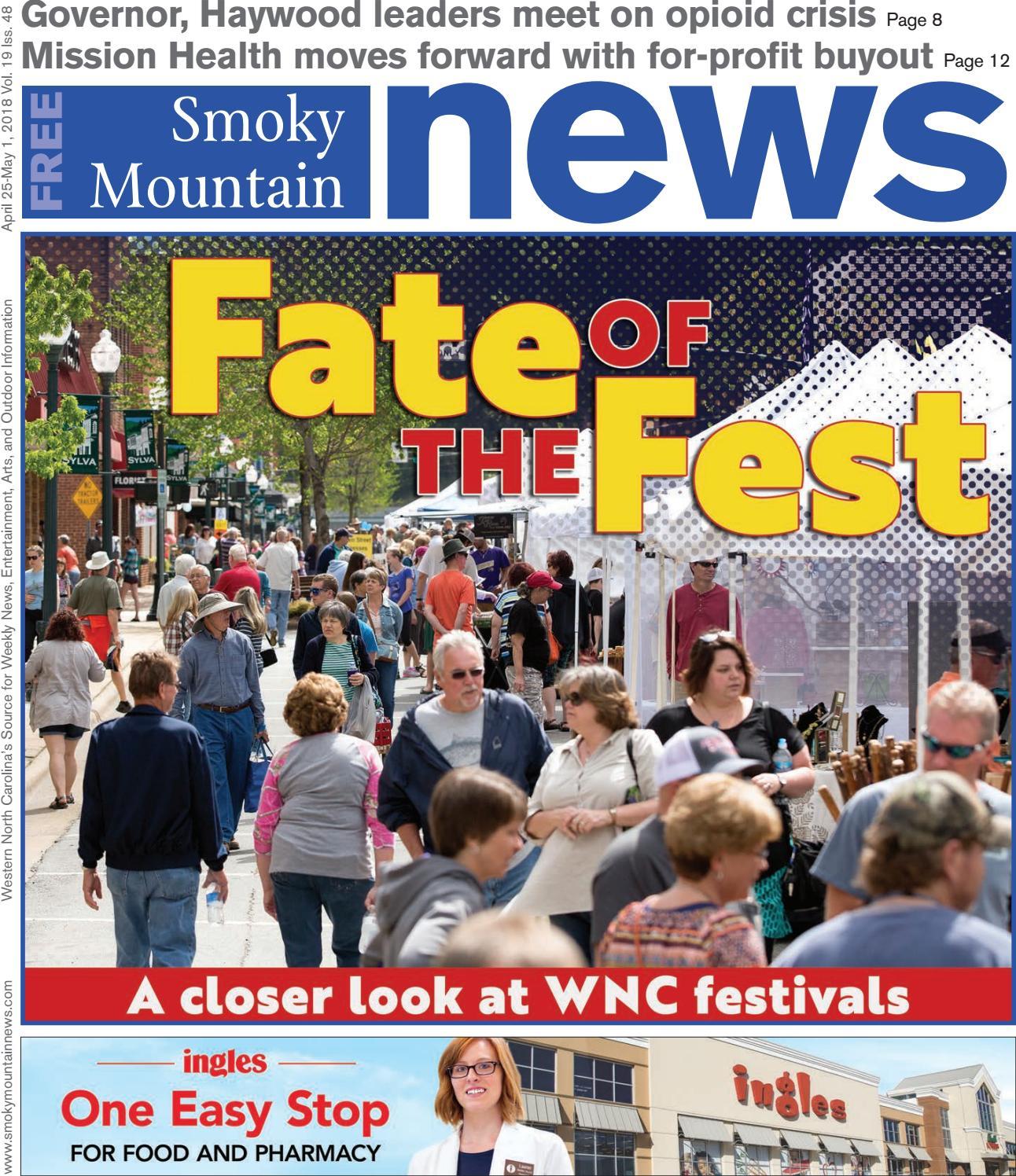 SMN 04 25 18 by Smoky Mountain News issuu