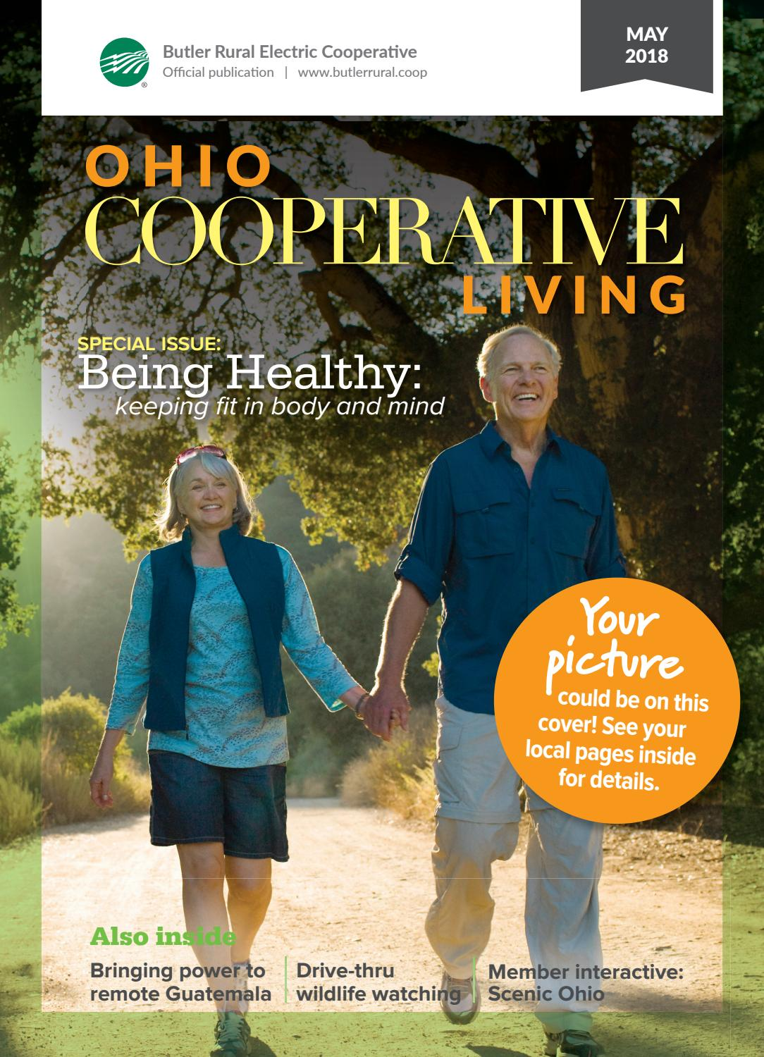 Ohio Cooperative Living - May 2018 - Butler by Ohio