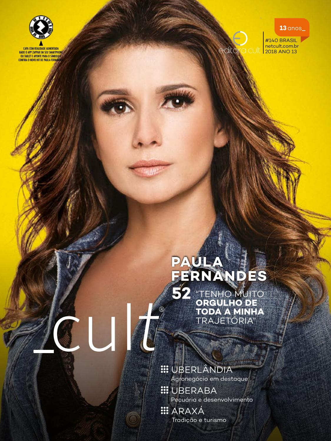 93c7e61f83976 Cult 140  Paula Fernandes by Revista Cult - issuu