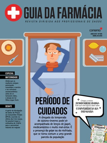 Edição 305 - Período de cuidados by Guia da Farmácia - issuu dcebb3cde8323