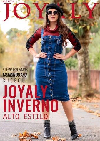 Vestido jeans da joyaly