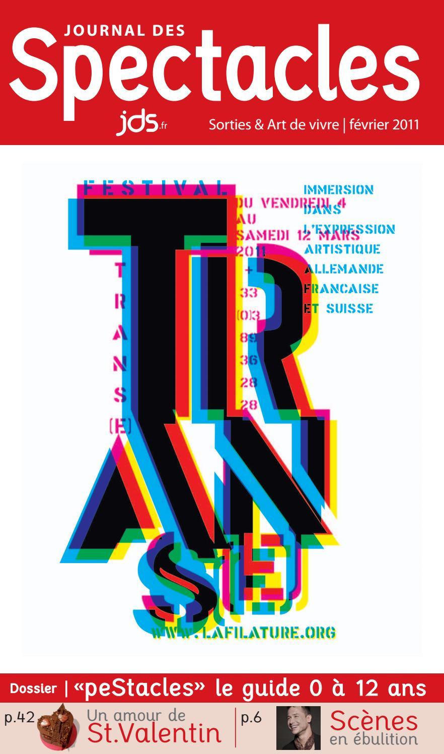 Magazine 20spectacles 20228 By Magazine Jds Issuu