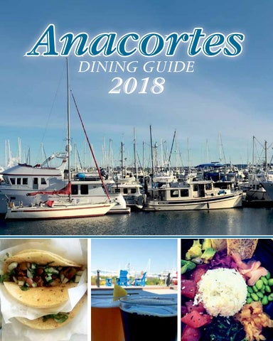 Anacortes Dining Guide 2018 By Skagit Publishing Issuu