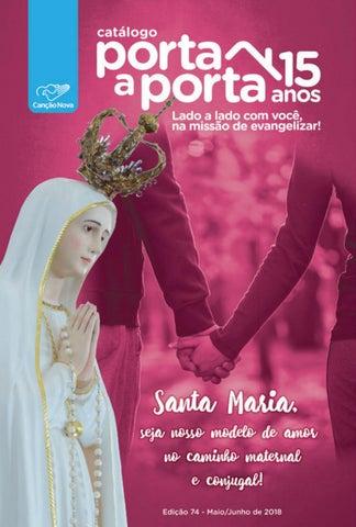 276a3dec94e79 Catálogo Porta a Porta Edição 74 by Porta a Porta Canção Nova - issuu
