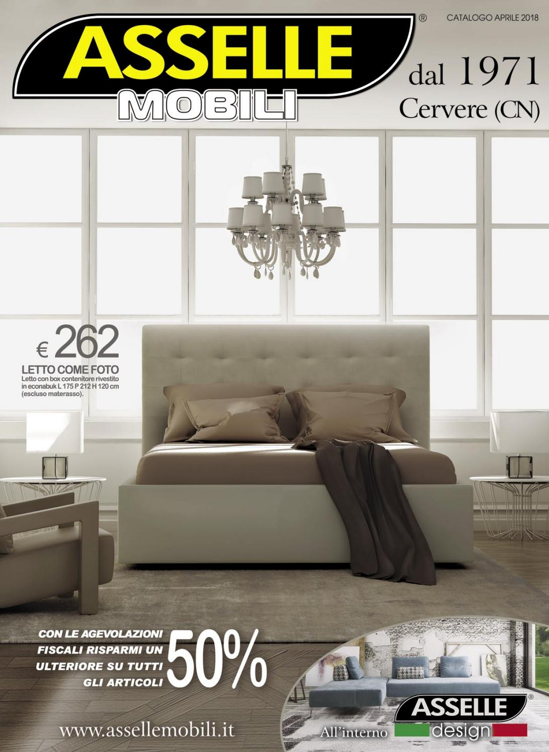Asselle mobili catalogo aprile 2018 by asselle mobili issuu for Asselle soggiorni