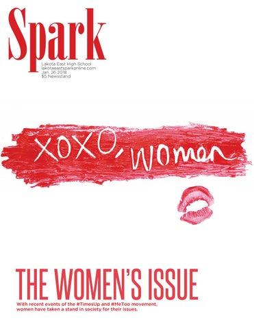 Issue 3 pdf spreads by Lakota East Spark - issuu af24a9538e324