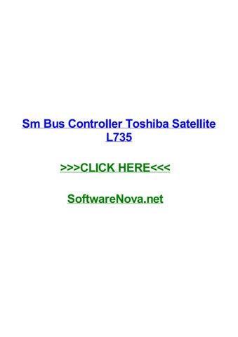 driver controleur de bus sm pour toshiba