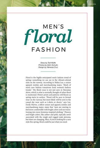 Page 51 of Men's Floral Fashion