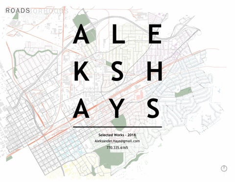 hays portfolio 04242018 1 by alex hays issuu Howl Allen Ginsberg a l e k s h a y s selected works 2018 aleksander hays gmail 770 335 6165