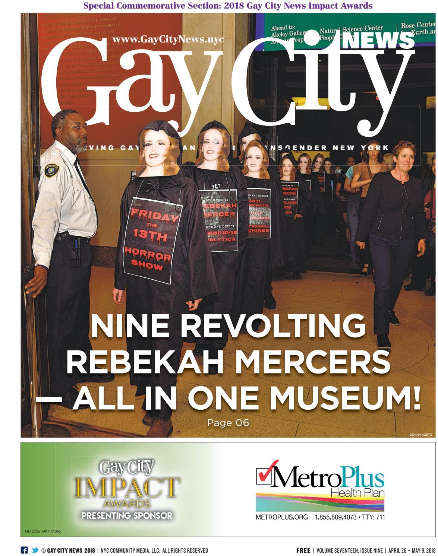 Gay City News - April 26, 2026 by Schneps Media - issuu