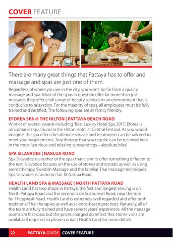 Page 22 of Massage & Spas in Pattaya