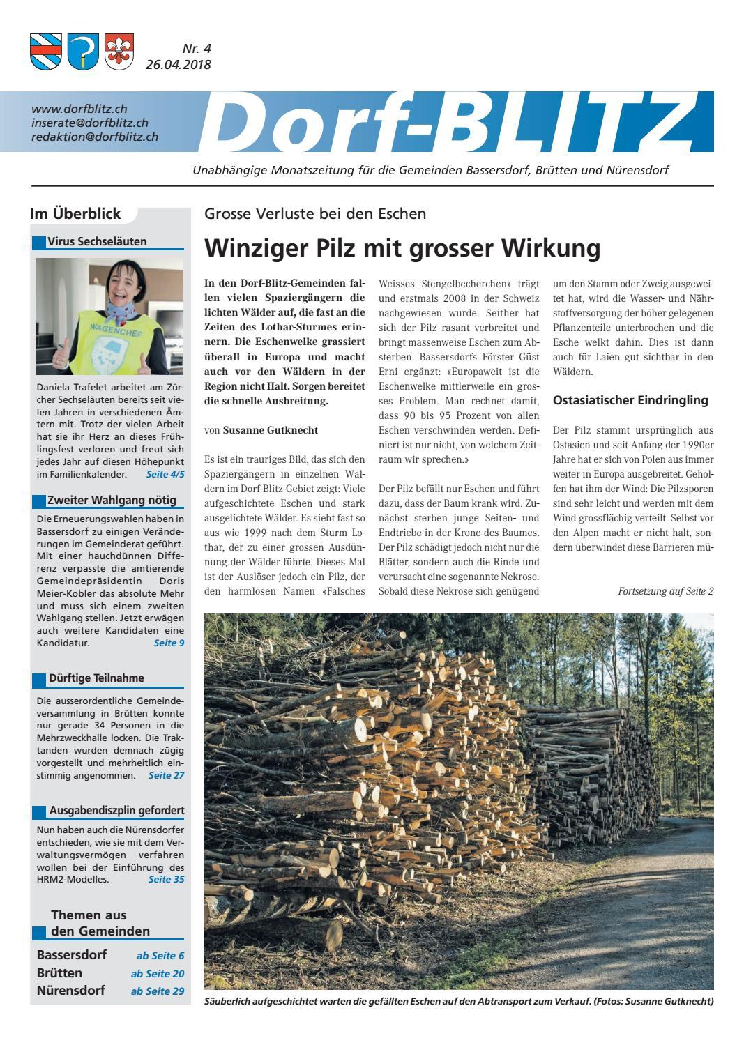 Dorf-Blitz April 2018 by Dorf-Blitz - issuu