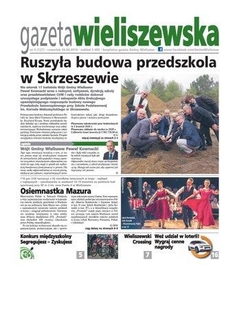 Gazeta Wieliszewska Nr 4 1272018 By Gmina Wieliszew Issuu
