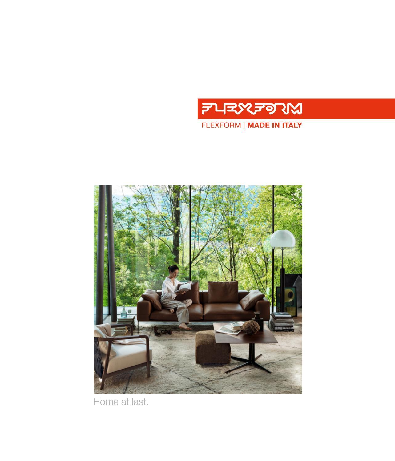 Pocket Catalogue 2017 By Flexform Issuu