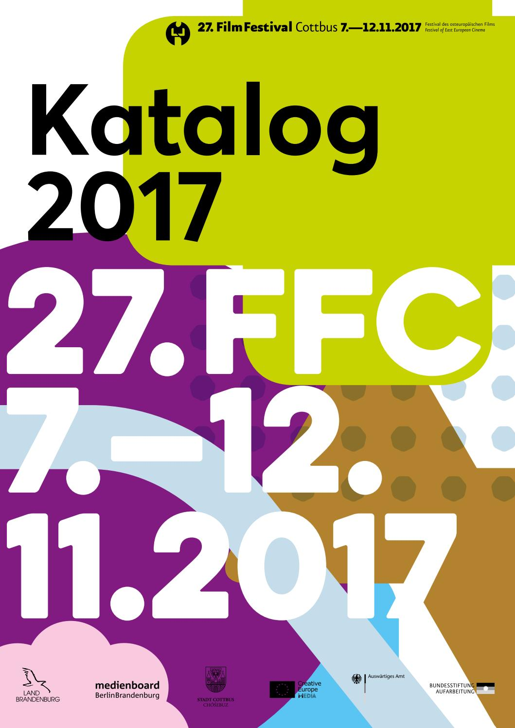 new concept 751af 2044f 27. FilmFestival Cottbus - Katalog Catalogue by FilmFestival Cottbus - issuu